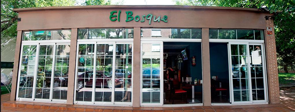 El Bosque Restaurante Terraza Barty Encuentra Los